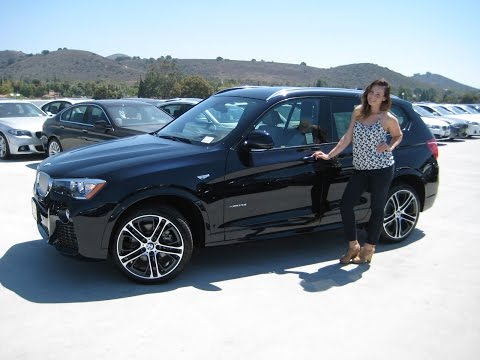 New BMW X3 XDRIVE 28i M Sport 20