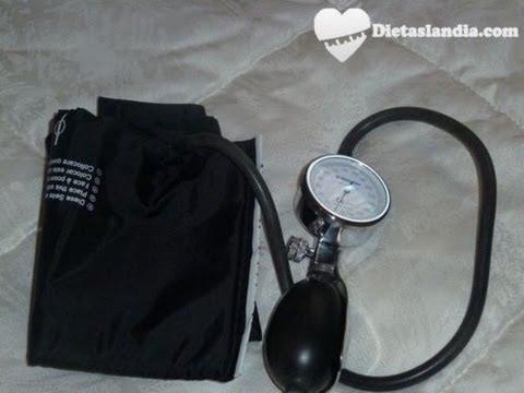 Síntomas de tipo hipertensiva IRR