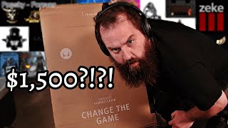 Unboxing: $1500 Herman Miller X Logitech G Embody Gaming Chair