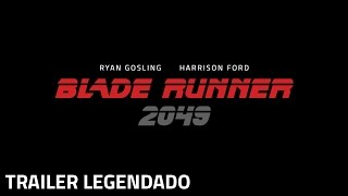Blade Runner 2049 | Trailer Legendado | 5 de outubro nos cinemas