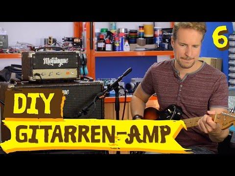 Gitarrenbox selbst bauen Tutorial E06 - FINALE!!!