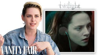 Kristen Stewart Breaks Down Her Career, from Panic Room to Twilight | Vanity Fair