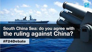 Pushing The Boundaries Beijing Dismisses South China Sea Dispute Part 1