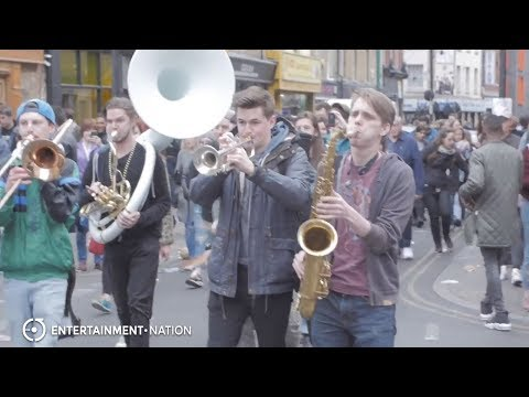 Back To Brass - One Blues