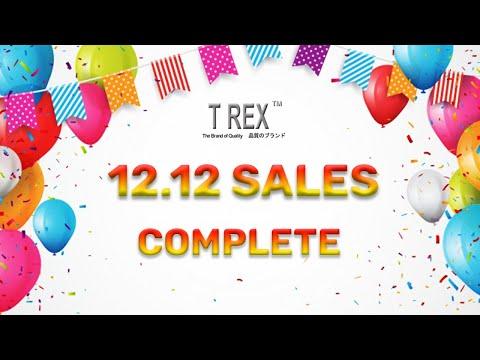 12 12 Sales at T Rex Metalware