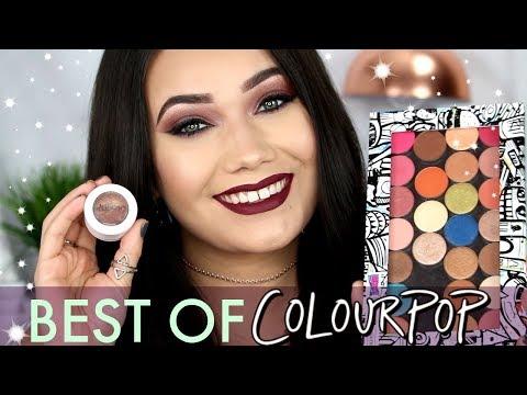Element Of Surprise Shadow Palette by Colourpop #4