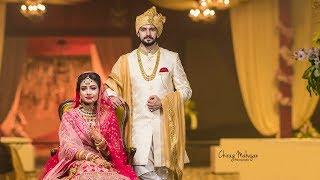 Indian Wedding Cinematic Highlights   Abhishek & Nafisha   Chirag Mahajan Photography   Bathinda