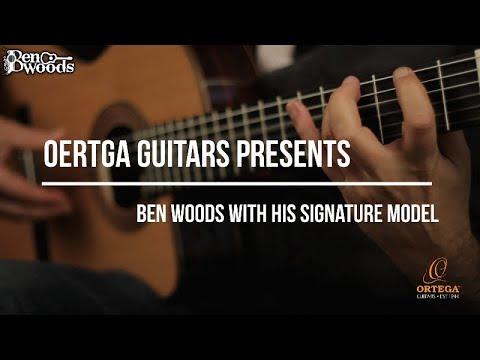 ORTEGA BWSM Klasická elektroakustická kytara