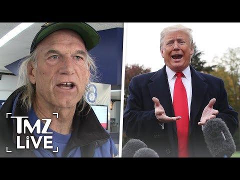 [TMZ]  New Celeb Challenging Trump In 2020?