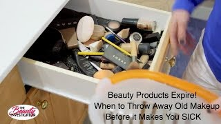 What's Inside Your Makeup Bag Could Be Making You Sick!