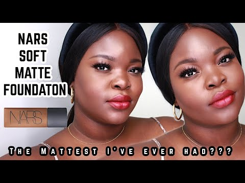 OILY SKIN APPROVED???| NEW NARS Soft Matte Complete Foundation Manaus | Le Beat