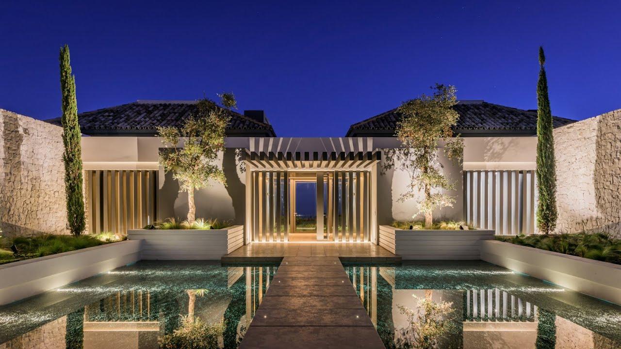 Extraordinary New Modern/Contemporary Villa, La Zagaleta, Benahavis