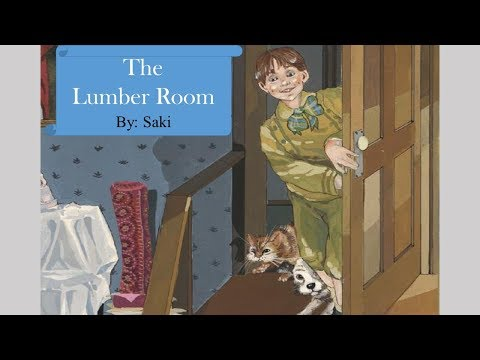 Learn English Through Story - The Lumber Room Room by Saki