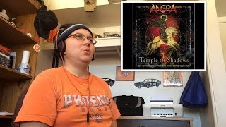Angra - Temple of Hate Reaction!!!