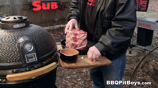 Easy Beef Rib Roast