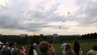 """Фестиваль воздушных змеев """"Пестрое небо"""" в Царицыно (25 мая 2013г.)"""