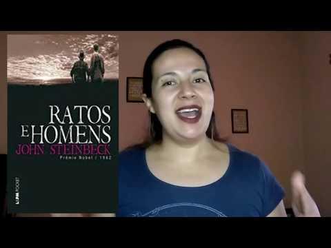 Resenha do livro - Ratos e Homens I Cinthia Artéa