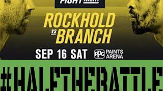 UFC Pittsburgh: Rockhold vs Branch Bets, Picks, Predictions on Half The Battle