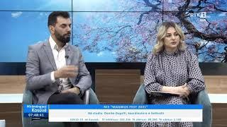 Mysafiri i Mëngjesit - Donika Dugolli 21.04.2021
