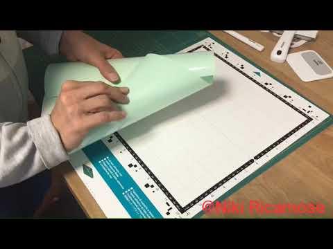 Come applicare correttamente il foglio ad alta adesività - Niki