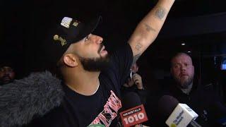 'Tonight belongs to Toronto:' Drake reacts to Raptors winning NBA championship