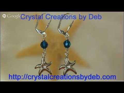 Creations by Deb Using Swarovski Fine Jewelry Creations
