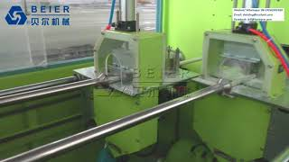 pvc pipe double cavity extrusion line from Beier Machinery