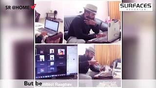 Meet Ar Chenthur Raaghav Naagendran | SR@Home