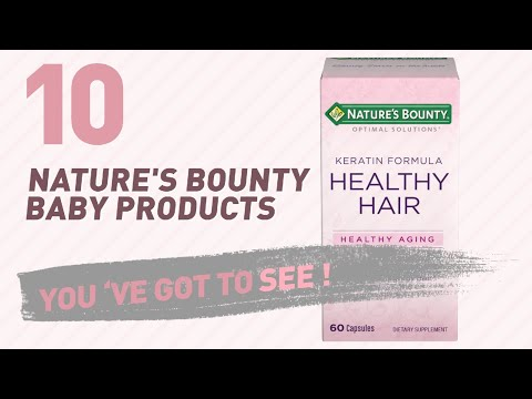 Nature'S Bounty Baby Products Video Collection // New & Popular 2017
