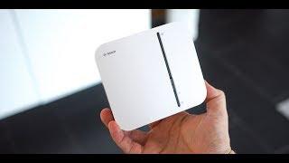 Bosch Smart Home: Sicherheit und Komfort für das Eigenheim | deutsch