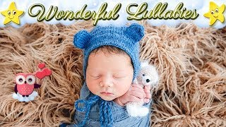 Super Soft Calming Baby Bedtime Lullaby ♥ Best Sleep Music For Kids ♫ Good Night Sweet Dreams
