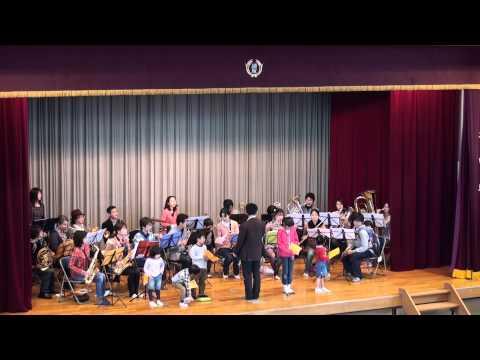 新蒲田ファミリーバンド「2013大田区子供ガーデンパーティー」