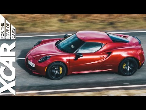 Alfa Romeo 4C: You'll Want To Love It - XCAR