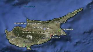 preview picture of video 'The Bicycle Diaries - touring Cyprus'