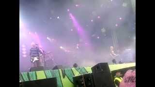 Apulanta Ilona Live in Ruisrock 2012