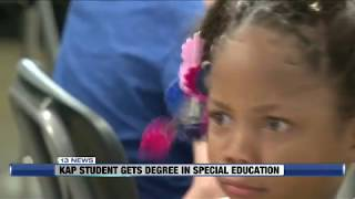 View from the Hill - KAP Graduate - Special Education Degree Video Preview