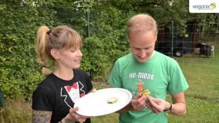Violife Verkostung & Violife Club Sandwiches (100% vegan)