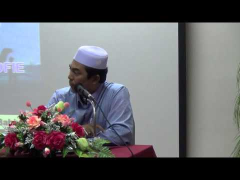 Ceramah Ramadan 2 oleh Ustaz Ghadafi