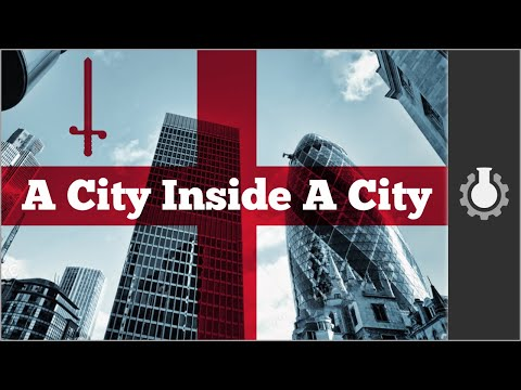 The (Secret) City of London, Part 1: History (2012)