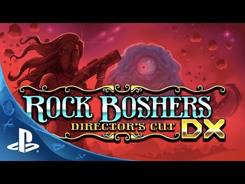 Rock Boshers DX: Directors Cut