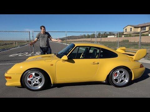 The Porsche 911 Carrera RS Is the Forbidden 993