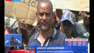Wakazi wa Vanga waandamana kutokana na barabara kutoka Lungalunga