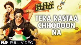 Gambar cover Tera Rastaa Chennai Express Full Video Song HD | Shahrukh Khan, Deepika Padukone