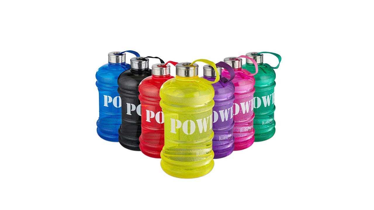Video von: XXL Water Jug 2,2l POWER