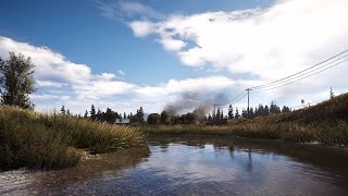 Far Cry 5 4k 60 fps 29GB HD Textures Photorealistic graphic Reshade MOD