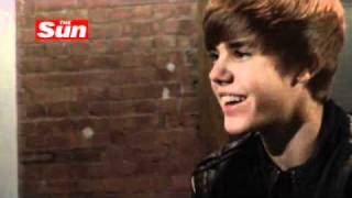 Justin Bieber Interview for The Sun (12/09/2010)