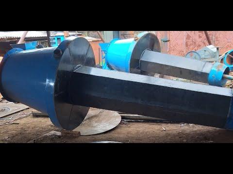 Automatic Groundnut Roasting Machines