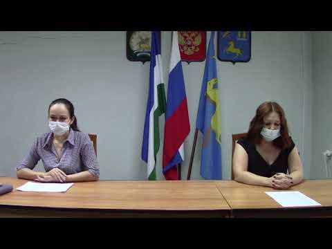 Брифинг по вопросам обеспечения нераспространения коронавирусной инфекции 22.10.2020