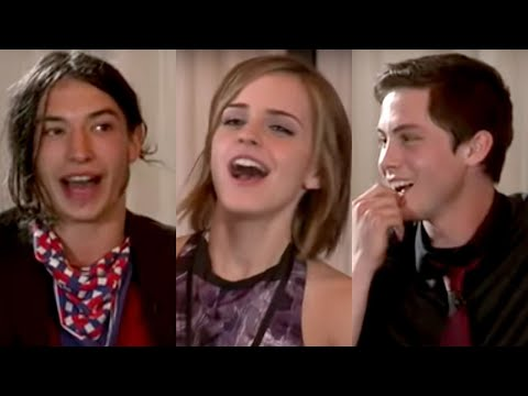 THE PERKS OF BEING A WALLFLOWER - Cast & Filmmaker Chat