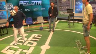 Recital de toques de Albert Luque y José Antonio Martín Petón - @ElChiringuitoTV